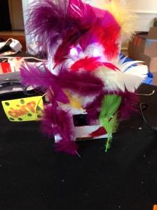 My hummingbird robot creation!