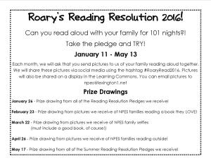 roarysreadingresolution