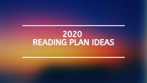 Reading Plan Ideas image